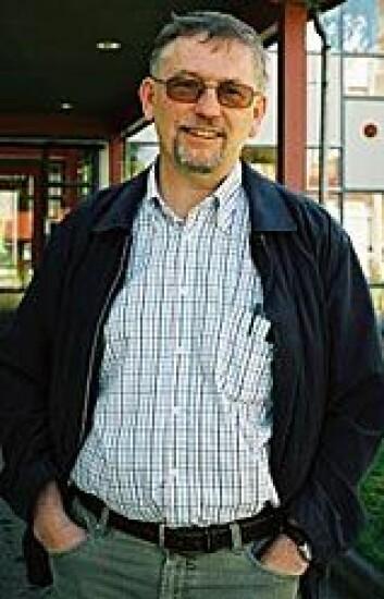 """- De fleste helsekronene i Norge går til sykdom, og ikke til helseforebygging. Det er uklokt, mener Jan Vilhelm Bakke, førsteamanuensis II ved NTNU. Foto: Anne-Guri Rodvang/Arbeidstilsynet."""