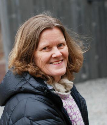 Borghild Løyland. (Foto: Sonja Balci/HiOA)