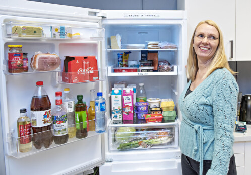 What should you do if your fridge is brimming with leftovers after the holidays?