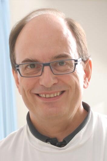 Hans-Peter Marti (Foto: Universitetet i Bergen)