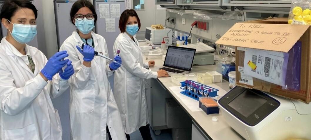 Genene dine, ikke blodtypen, har stor betydning for hvordan du vil reagere på å bli smittet av covid-19