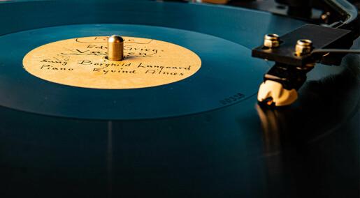 Her kan du høre 100 år gammel julemusikk