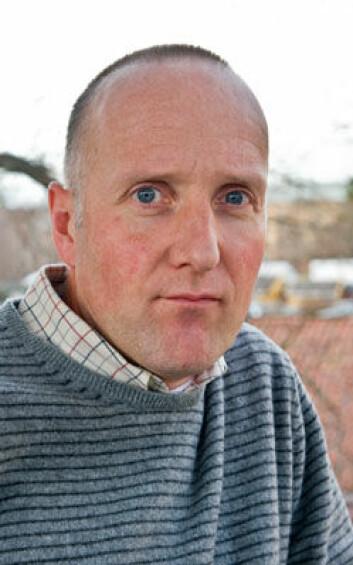 Jørgen Bramness mener at mangel på surveydata har blitt et problem for SIRUS, og at de vil utvikle seg faglig ved en sammenslåing med Folkehelseinstituttet. (Foto: Andreas B. Johansen)