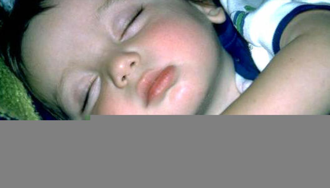 """""""Den biologiske klokka regulerer blant annet søvnen."""""""