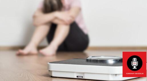 Toppidrettsutøvere har større risiko for å utvikle spiseforstyrrelser
