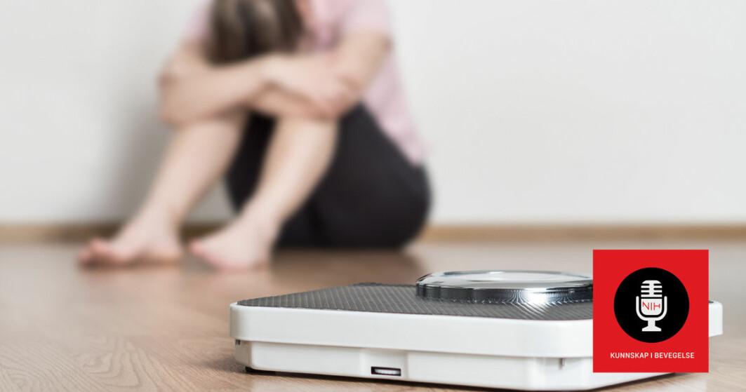 20 prosent av de kvinnelige og 8 prosent av de mannlige eliteutøverne hadde en spiseforstyrrelse.