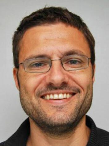 Instituttleder Espen Ytreberg ved UiO. (Foto: UiO)