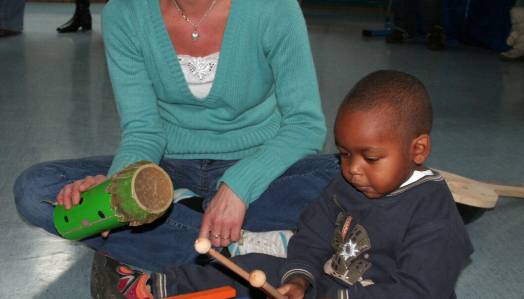 Områdene barn med spesielle behov, flerkulturelle utfordringer og bruk av informasjonsteknologi aktuelle videreutdanningstema. Anne Sigrid Haugset