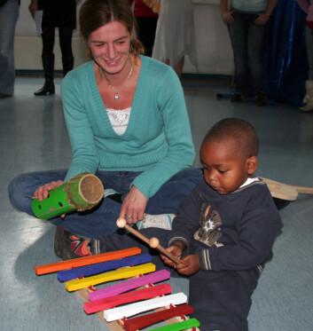 Områdene barn med spesielle behov, flerkulturelle utfordringer og bruk av informasjonsteknologi aktuelle videreutdanningstema. (Foto: Anne Sigrid Haugset)