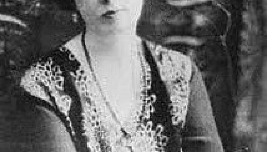 Svenske Carin Göring var gift med nazitoppen Hermann Göring. Wikipedia