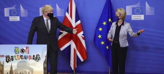 Brexit-forhandlinger i stampe - en siste mulighet mot jul