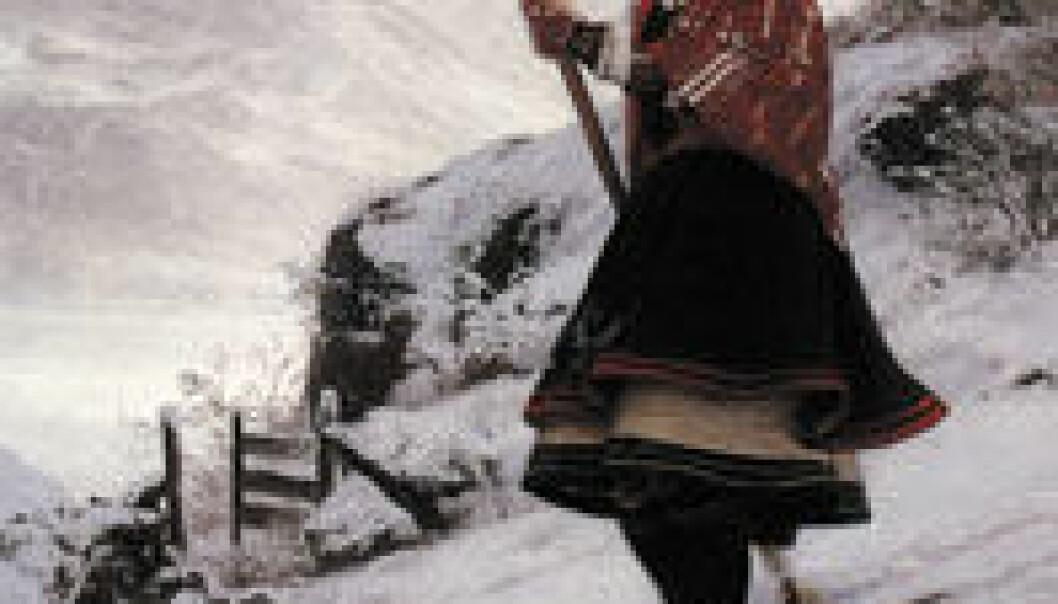 Norske og samiske barn oppdras forskjellig
