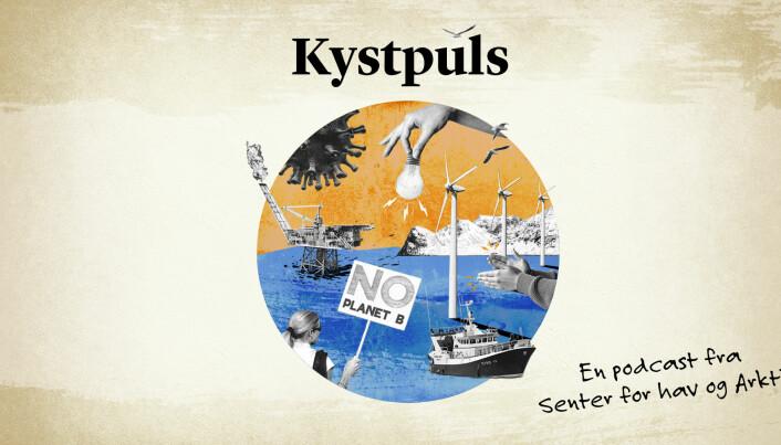 Podcasten Kystpuls skal engasjere folk i viktige hav- og samfunnsspørsmål. Målet er å bidra til økt kunnskap, og kanskje utfordre noen etablerte sannheter på veien,