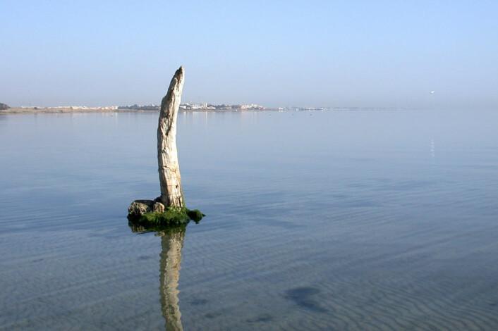 Mar Menor-lagunen i Spania. (Foto: LAGOONS/privat)