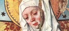 Da en av middelalderens største kvinnelige forfattere fikk besøk av Jomfru Maria
