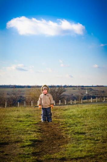 Barn som vokser opp i fattigdom, har større problemer med å styre sine følelsesmessige reaksjoner som voksne, viser en ny undersøkelse. (Foto: Colourbox)
