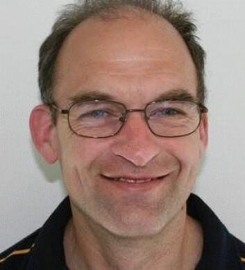 Forsker Koenraad Cuypers. (Foto: NTNU)