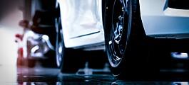 Bildeler i aluminium blir testet med nye, norske dataverktøy