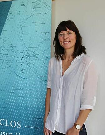 Elise Johansen er forsker ved Norsk senter for havrett ved UiT. Hun har gitt ut bok sammen med kollegene Signe Busch og Ingvild Jakobsen.