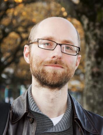 Fredrik Langeland. (Foto: Heidi Elisabeth Sandnes)