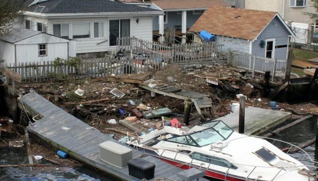 Om stadig flere orkaner treffer USA, og utbetalingene stadig vokser, er det mulig bransjen må ta grep. Da kan det bli vanskeligere å få forsikret hus langs kysten, tror Martin Hunting. Pamela Andrade/Flickr Creative Commons