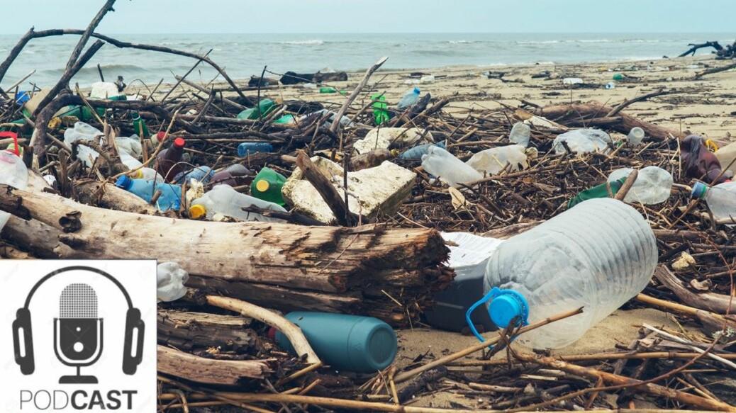 Undersøkelser viser at våre egne næringer står bak store deler av plastsøppelet langs kysten. Hvorfor er det så vanskelig å håndtere vårt eget avfall? Og hva gjør vi med problemet?