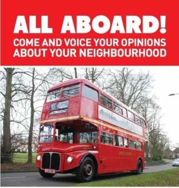 Fra kampanjen som skal samler meningsytrere i Birmingham.