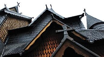 Stavkirkene er en levende kulturarv - det har sine utfordringer