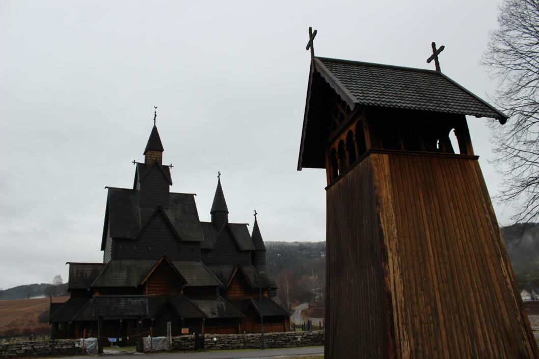 Ingen vet hvor gammel Heddal stavkirke er. Men det er ganske sikkert at den var på plass i 1315.