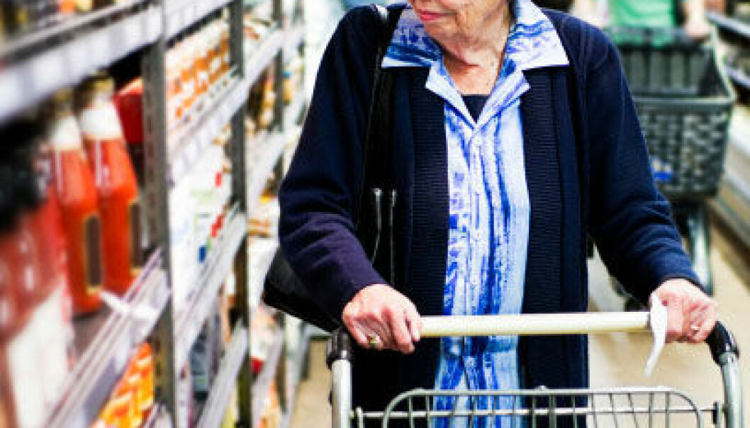 Mange går lenge uten å takle helt vanlige hverdagsaktiviteter. iStockphoto