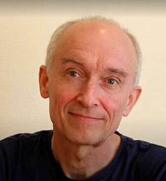 Kristian Sommerfelt, professor ved Universitetet i Bergen, jobber med ME-syke barn.