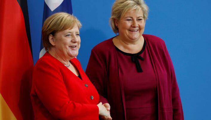 I alt 20 av verdens land har et statsoverhode eller en regjeringssjef som er kvinne.