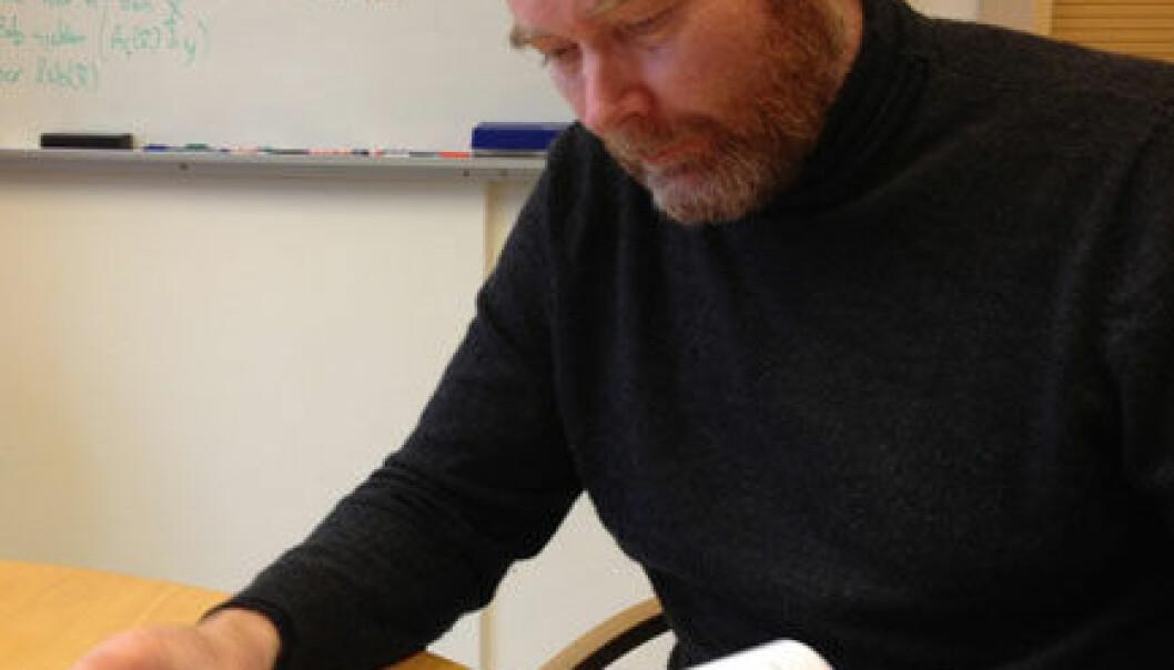Stig Frode Mjølsnes er professor i telematikk på NTNU. Han er enig i konklusjonene i forskningsrådets evaluering av grunnleggende forskning innenfor informasjons- og kommunikasjonsteknologi. NTNU