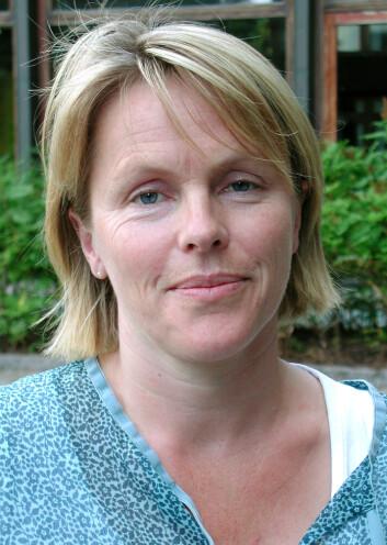"""""""Brita Brenna. (Foto: Siri Lindstad)"""""""