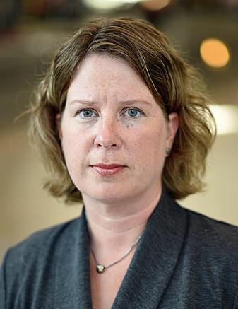– Vi erfarte at heldigitale arbeidsmøter der brukere skal komme med innspill, fungerte mye bedre enn vi trodde, sier forsker Berglind F. Smaradottir.