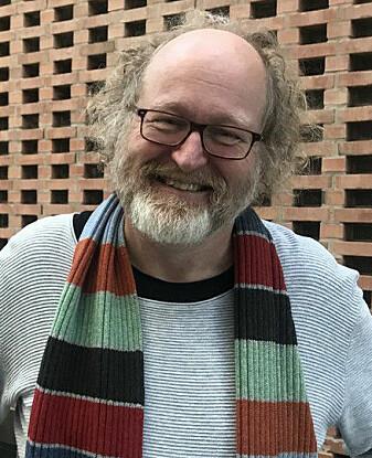 Andreas Aase er førstelektor ved Fakultet for humaniora og pedagogikk på UiA.