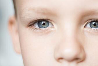 Øynene våre kan avsløre hvor hardt vi tenker