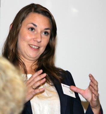 Sofie Charlotte Remø. (Foto: Torkil Marsdal Hanssen)