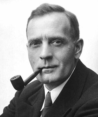 Edwin Hubble i 1931.