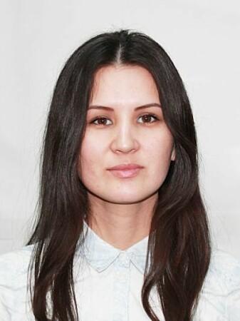 Perizat Berdiyeva is working with green energy.