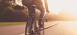 Bekymringer styrer fotgjengere og syklister