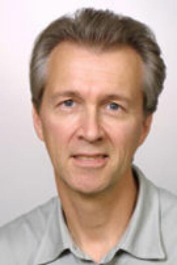 Lars Axelsson. (Foto: Nofima)