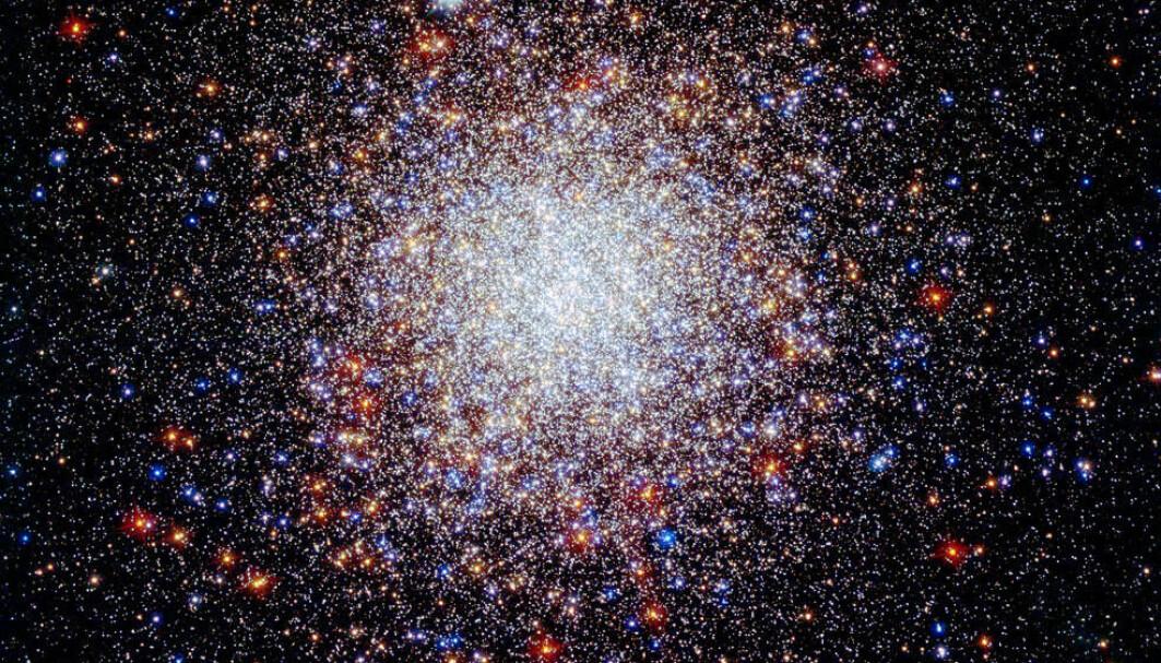NASA viser frem detaljerte Hubble-bilder av himmelobjekter som kan ses fra jorden med nokså enkelt utstyr.