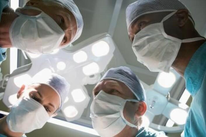 Ifølge Asbjørn Hróbjartsson brukes studier med ikke-blind effektvurdering typisk i forbindelse med mindre studier, ofte i forbindelse med ny kirurgi. (Foto: Colourbox)