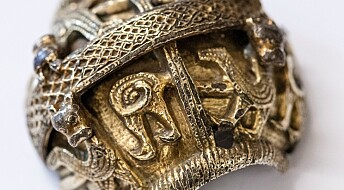 Vikingar stal britisk bispestav