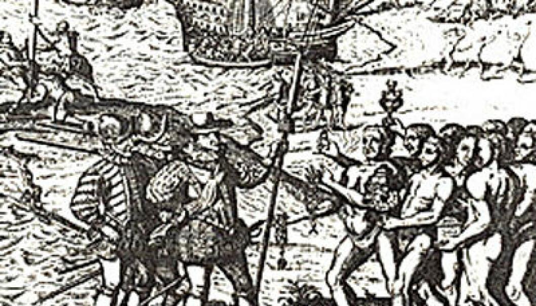 Latin-Amerikas første roman var slett ikkje fiksjon