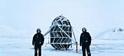 Kan folk trives i verdensrommet? To danske arkitekter isolerte seg 90 dager i Arktis for å undersøke.
