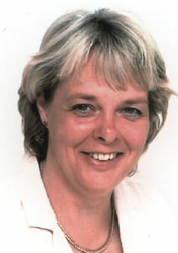 Ann-Karin Johansson mener at det er viktig at tannleger følger opp mistanke om spiseforstyrrelser hos pasienter med unormal tannhelse. (Foto: Privat)