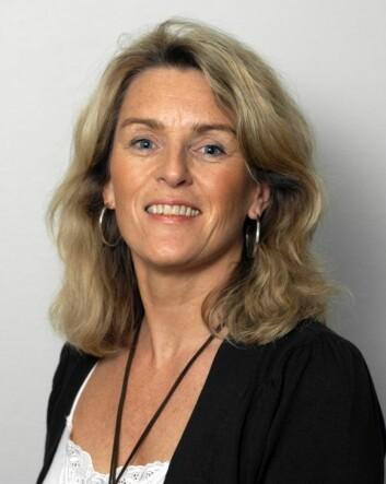 Solveig Holen er forsker og stipendiat på Regionsenter for barn og unges psykiske helse. (Foto: RBUP)