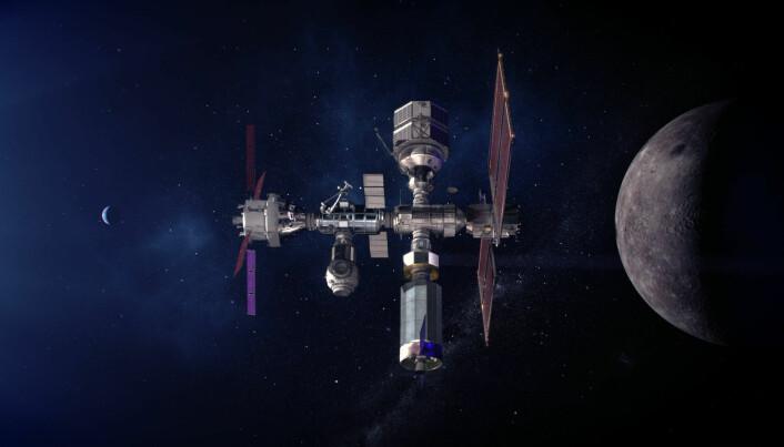 Mener det spøker for NASAs månemål i 2024